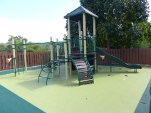 new playing ground area (2014)